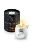 МАССАЖНАЯ СВЕЧА PLAISIRS SECRETS BOUGIE MASSAGE CANDLE GRENADINE POMEGRANATE 80 ML.
