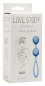 ВАГИНАЛЬНЫЕ ШАРИКИ LOVE STORY DIARIES OF GEISHA SKY BLUE