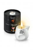 МАССАЖНАЯ СВЕЧА PLAISIRS SECRETS BOUGIE MASSAGE CANDLE DAIQUIRI FRAISE STRAWBERRY DAIQUIRI 80 ML.